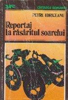 Reportaj la rasaritul soarelui