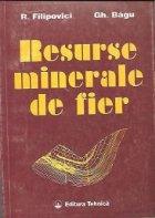 Resurse minerale de fier