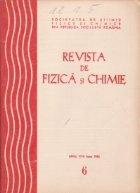 Revista de fizica si chimie, Iunie 1980