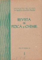 Revista de fizica si chimie, Ianuarie 1979