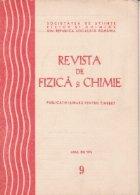 Revista de fizica si chimie, Septembrie 1976