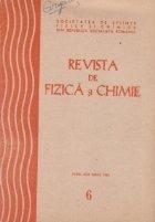 Revista de Fizica si Chimie, Iunie 1982