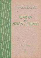 Revista de Fizica si Chimie, Iulie 1983