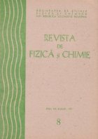 Revista de fizica si chimie, August 1983
