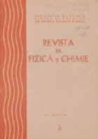 Revista de Fizica si Chimie, Mai 1986