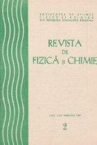 Revista de Fizica si Chimie, Februarie 1987