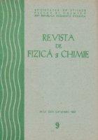 Revista de Fizica si Chimie, Septembrie 1987