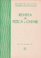 Revista de fizica si chimie, Decembrie 1987