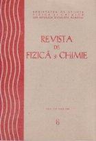 Revista Fizica Chimie Iunie 1984