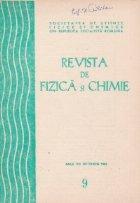 Revista fizica chimie Septembrie 1983