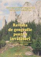 Revista de geografie pentru invatatori, Nr. 1 Iunie 2008