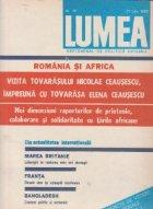 Revista Lumea, nr 21 - 30/1983