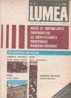 Revista Lumea 20/1983