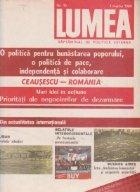 Revista Lumea 10/1984