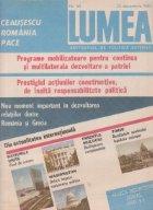 Revista Lumea 52/1984