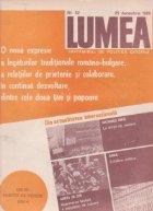 Revista Lumea 52/1986