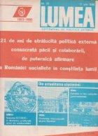 Revista Lumea 29/1986