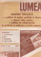 Revista Lumea 10/1987