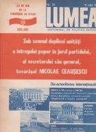 Revista Lumea 29/1987