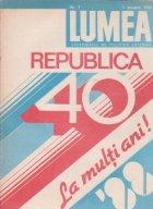 Revista Lumea, nr 1-10/ 1988