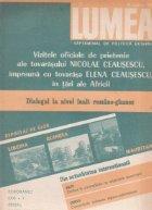 Revista Lumea 20/1988
