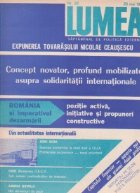 Revista Lumea 30/ 1988