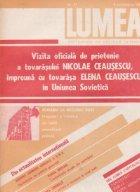 Revista Lumea 52/1988