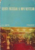 Revista Muzeelor si Monumentelor, Nr. 3/1978