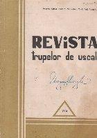 Revista trupelor de uscat - numar special pentru ofiterii de rezerva 1974