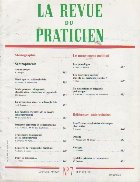 La revue du praticien, No 7, 1 Mars 1991