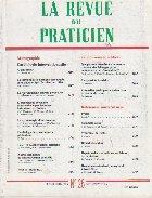 La revue du praticien, No 26, 11 Novembre 1990