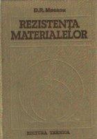 Rezistenta materialelor (D. R. Mocanu)