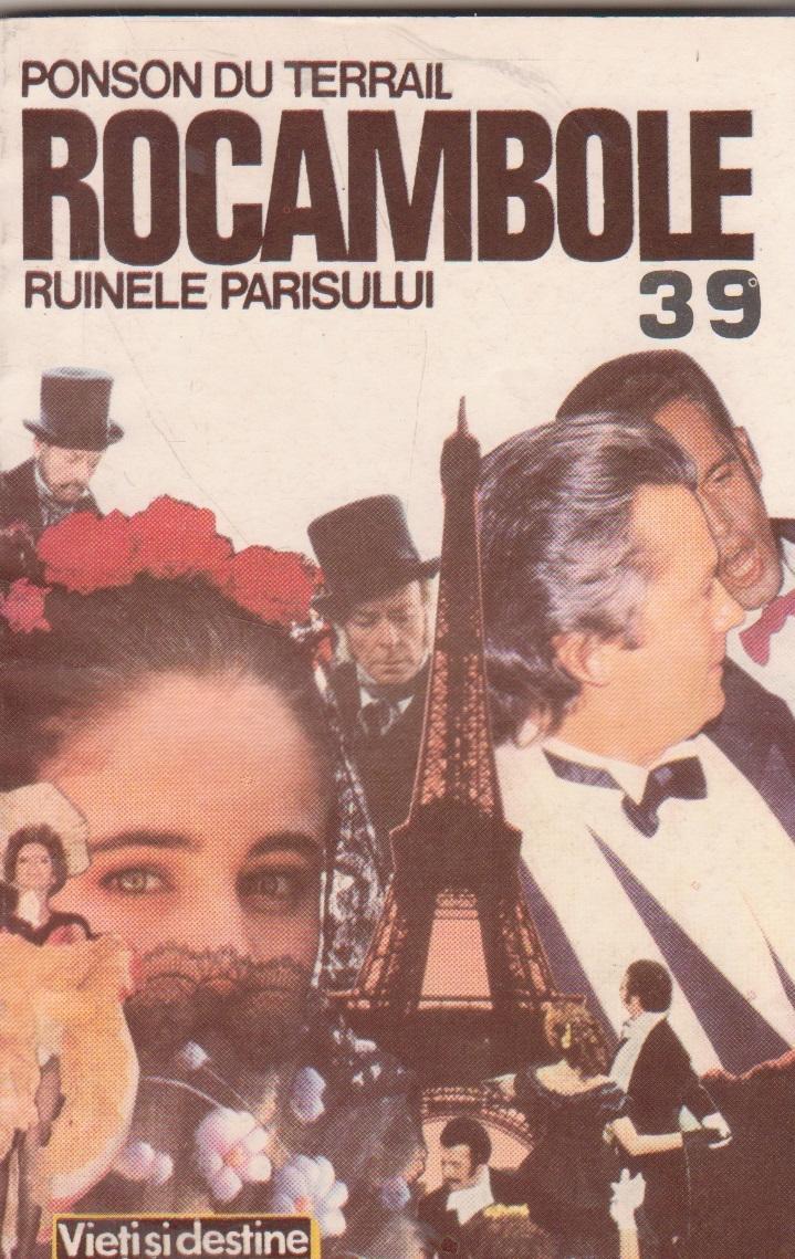 Rocambole 39   Ruinele Parisului