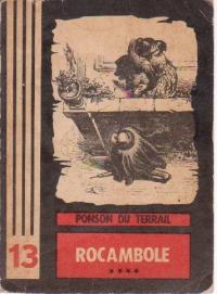 Rocambole, Volumul al IV-lea - Clubul valetilor de cupa
