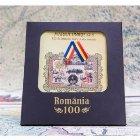 Romania 100 - Centenar - Marea Unire 1918, in 122 de imagini, harti si documente