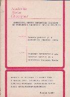 Romania in Perioada 23 August 1944 - 6 Martie 1945. Inceputul Revolutiei Democrat-Populare. Instaurarea Guvernului Revolutionar-Democratic (Tema 24)