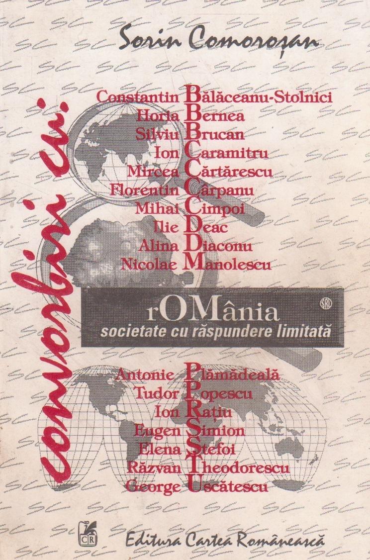 Romania - Societate cu raspundere limitata