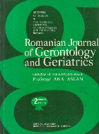 Romanian Journal of Gerontology and Geriatrics, Tome 5, No. 2/1984