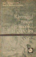 Romanul realist secolul XIX lea