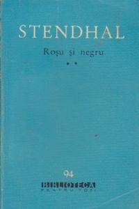 Rosu si Negru. Cronica anului  1830, Volumul al II-lea