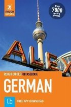 Rough Guide Phrasebook German (Bilingual dictionary)