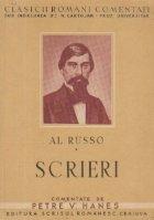 Russo Scrieri (Comentate Petre Hanes)