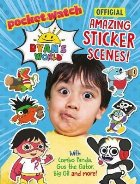 Ryan's World: Amazing Sticker Scenes