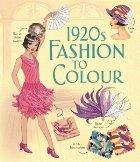 1920s fashion to colour