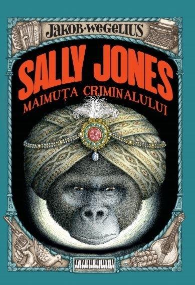 Sally Jones - Maimuța criminalului