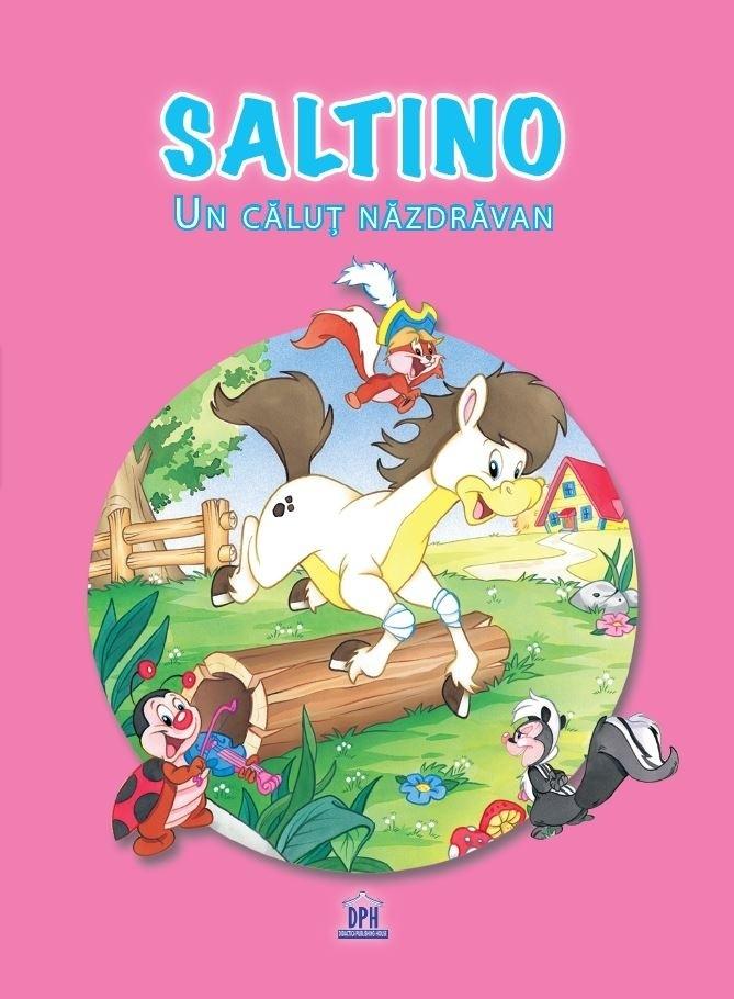 Saltino - Un căluț năzdrăvan