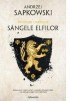 Sangele elfilor, editia 2019. Seria Witcher, partea a III-a