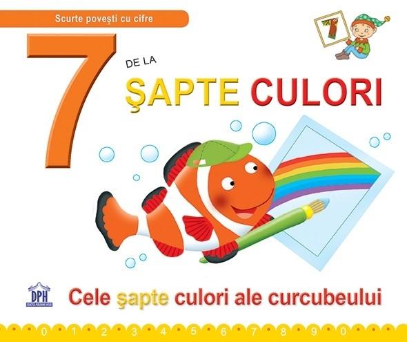 7 de la Sapte culori - Necartonata
