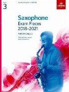 Saxophone Exam Pieces 2018-2021, ABRSM Grade 3