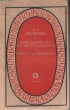 Scene istorice din cronicele romanesti